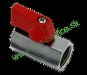 6-hranné guľové ventily s vnútornými závitmi