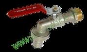 Guľový ventil - záhradný